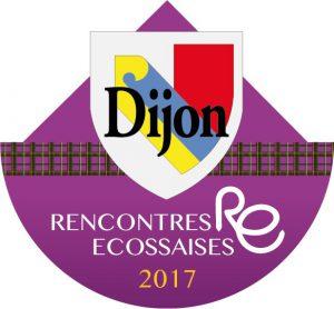 Rencontres Écossaises 2017 - Dijon - 7 et 8 octobre