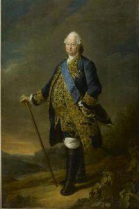 Louis de Bourbon- Condé, Comte de Clermont (1709-1771)