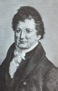 Colonel John Mitchell (1741-1816)