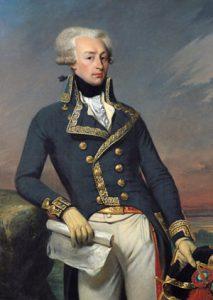 Général marquis de LAFAYETTE