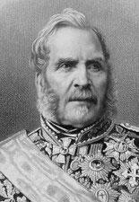 Maréchal Bernard Pierre MAGNAN Grand-Maître du Grand-Orient de France (1862- 1865)