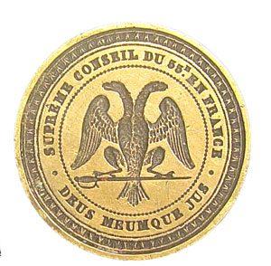 Sceau du Suprême Conseil en France (1804)