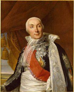 Louis – Philippe, comte de SÉGUR Grand Commandeur-Grand Maître du Suprême Conseil pour la France (1822-1825)